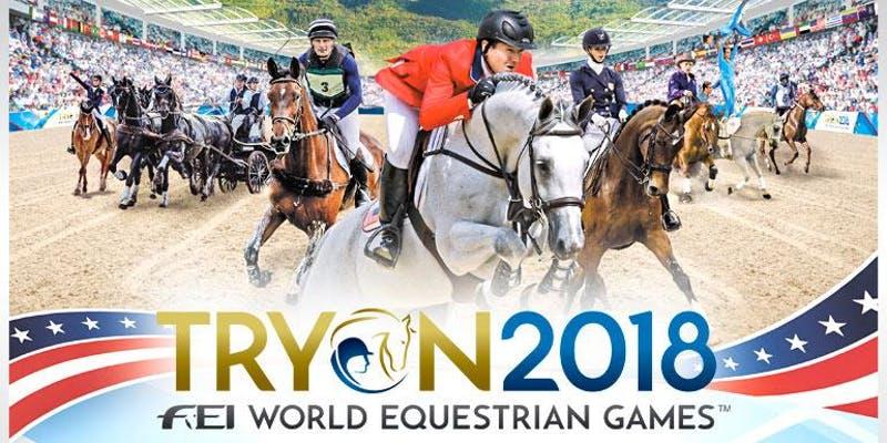 Tryon 2018 World Equestrian Games